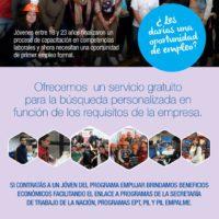 Ghidini Rodil y Fundación Empujar
